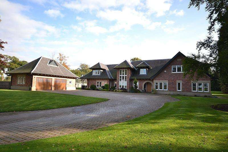 6 Bedrooms Detached House for rent in Broome House Chelford Road, Alderley Edge