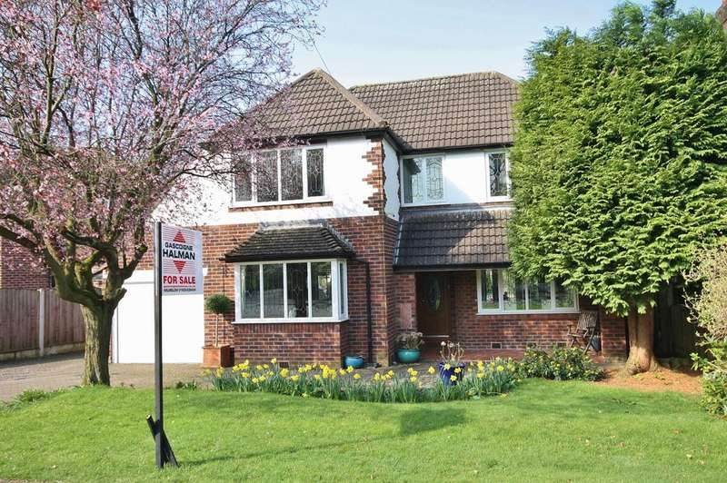 3 Bedrooms Detached House for sale in Woodlands Road, Handforth
