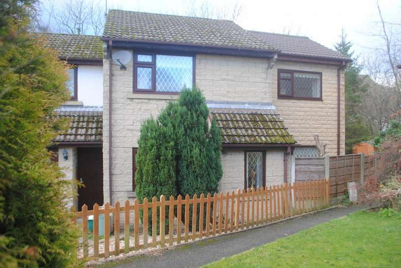 3 Bedrooms End Of Terrace House for sale in Pike View Close, Chinley