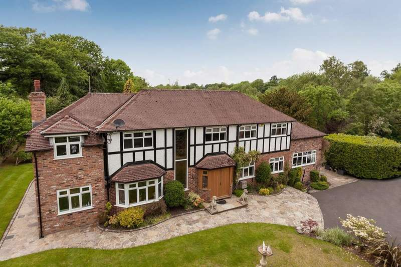 3 Bedrooms Detached House for sale in Adlington Road, Wilmslow
