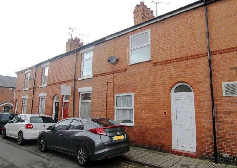 3 Bedrooms Terraced House for sale in Pretoria Street, Chester