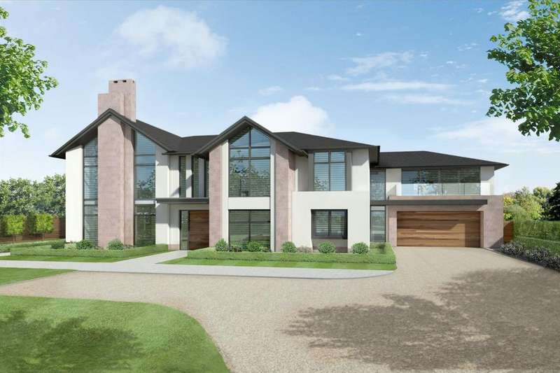 5 Bedrooms Plot Commercial for sale in Carrwood, Hale Barns