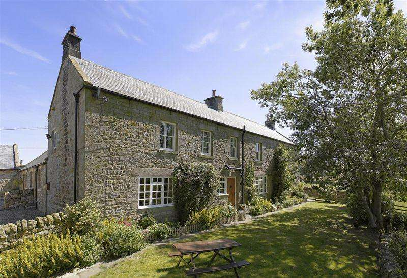 4 Bedrooms Farm House Character Property for sale in Elishaw Moor, Otterburn, Newcastle Upon Tyne