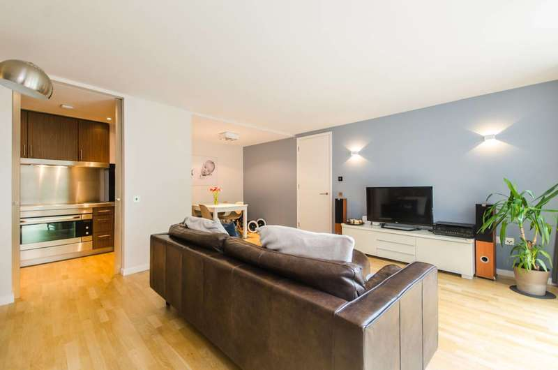 2 Bedrooms Flat for sale in New Providence Wharf, Canary Wharf, E14