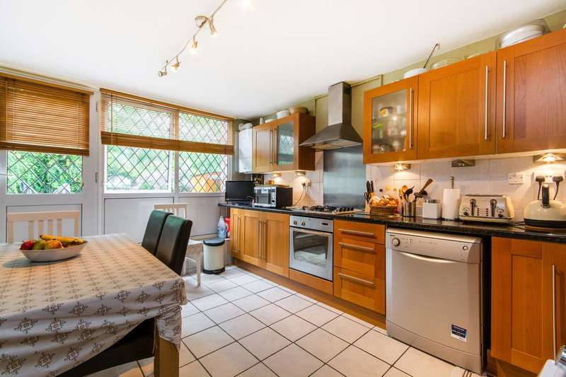 4 Bedrooms House for sale in Coburg Crescent, Tulse Hill, SW2