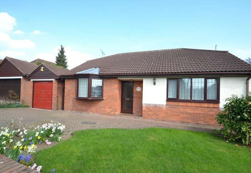 3 Bedrooms Detached Bungalow for sale in Shakespeare Avenue, Billericay, Essex, CM11