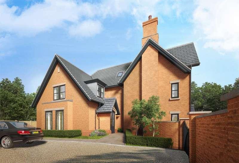 5 Bedrooms Semi Detached House for sale in Woodlands, Bonville Road, Altrincham