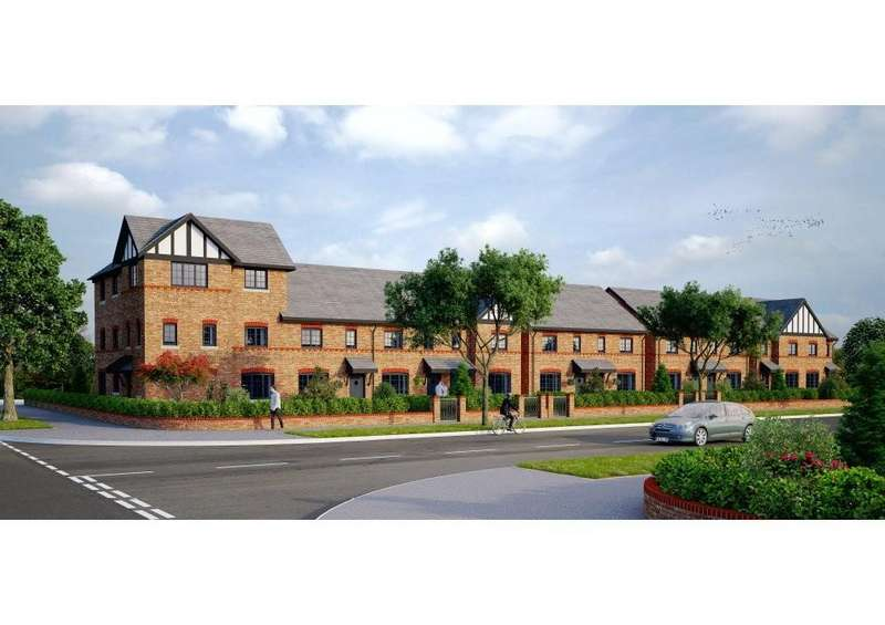 2 Bedrooms Apartment Flat for sale in Kings Meadow, Brooklands, Manchester
