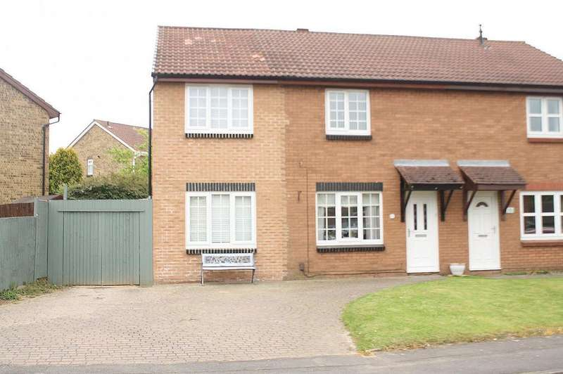 4 Bedrooms Semi Detached House for sale in Heworth Drive, The Glebe, Norton, TS20