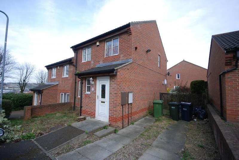 3 Bedrooms Semi Detached House for sale in Grosvenor Avenue, Swalwell