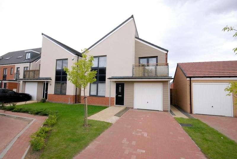 4 Bedrooms Detached House for rent in Greville Gardens, Brunton Grange