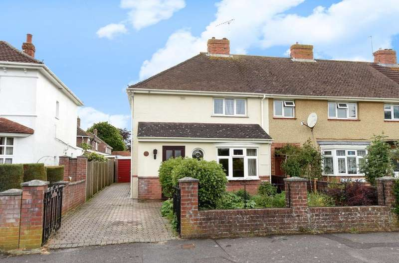 3 Bedrooms End Of Terrace House for sale in Record Road, Emsworth, PO10