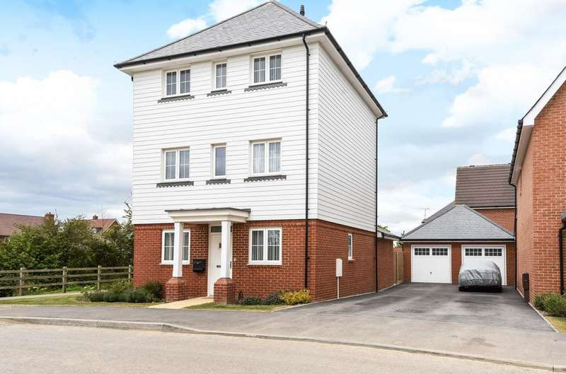 3 Bedrooms Detached House for sale in Lakeland Avenue, Bersted Park, Bognor Regis, PO21