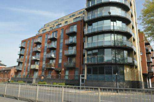 2 Bedrooms Flat for sale in Bath Road, Slough