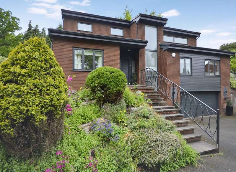 4 Bedrooms Detached House for sale in Styal Road, Gatley
