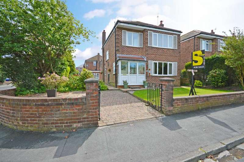 4 Bedrooms Detached House for sale in Eyam Road, Hazel Grove