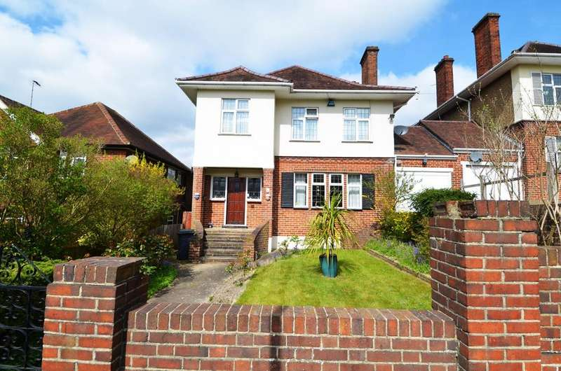 3 Bedrooms Link Detached House for sale in Hamilton Road, High Wycombe, HP13