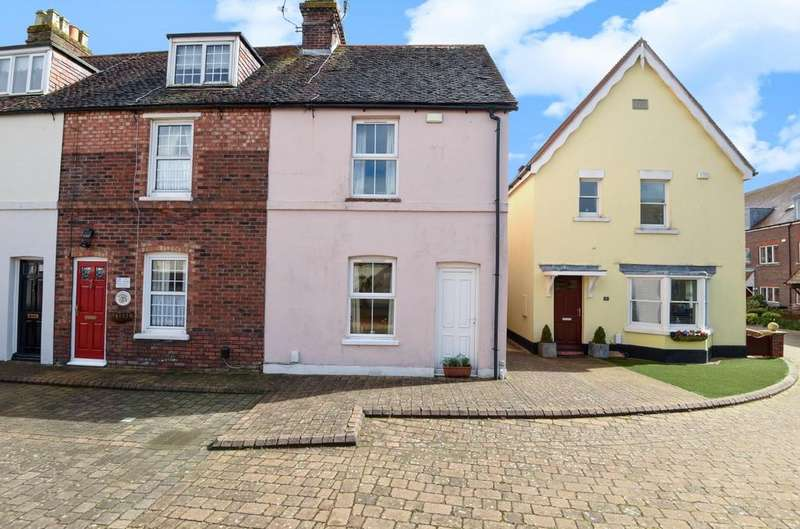 2 Bedrooms House for sale in Stanley Road, Emsworth, PO10