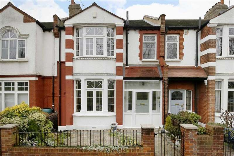 3 Bedrooms Terraced House for sale in Finsen Road, London