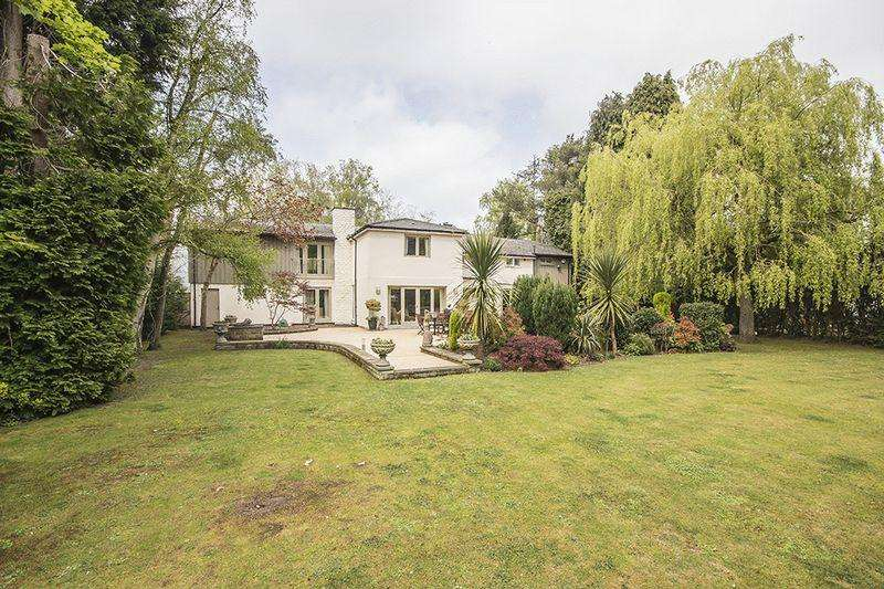 5 Bedrooms Detached House for sale in Woolsington Park South, Woolsington