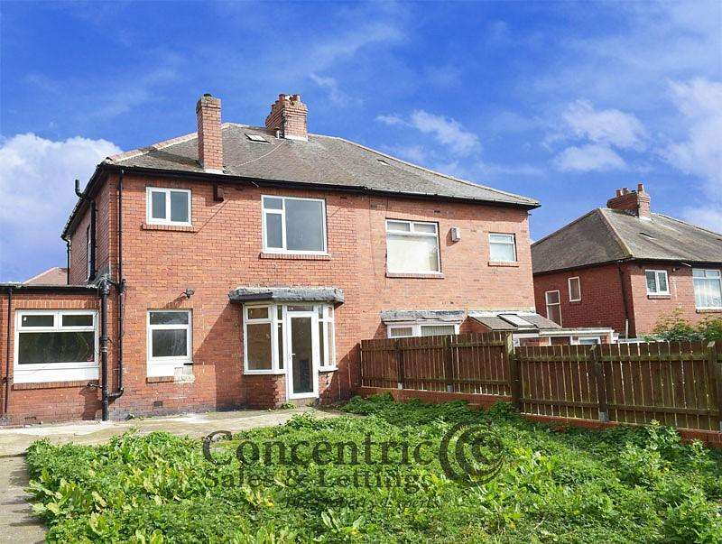 3 Bedrooms House for rent in Grainger Park Road, Newcastle Upon Tyne