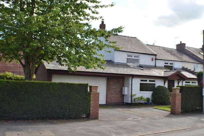 4 Bedrooms Semi Detached House for sale in Main Road, Goostrey