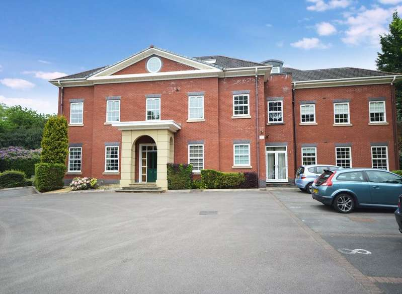 2 Bedrooms Apartment Flat for sale in Brookfield House, Cheadle