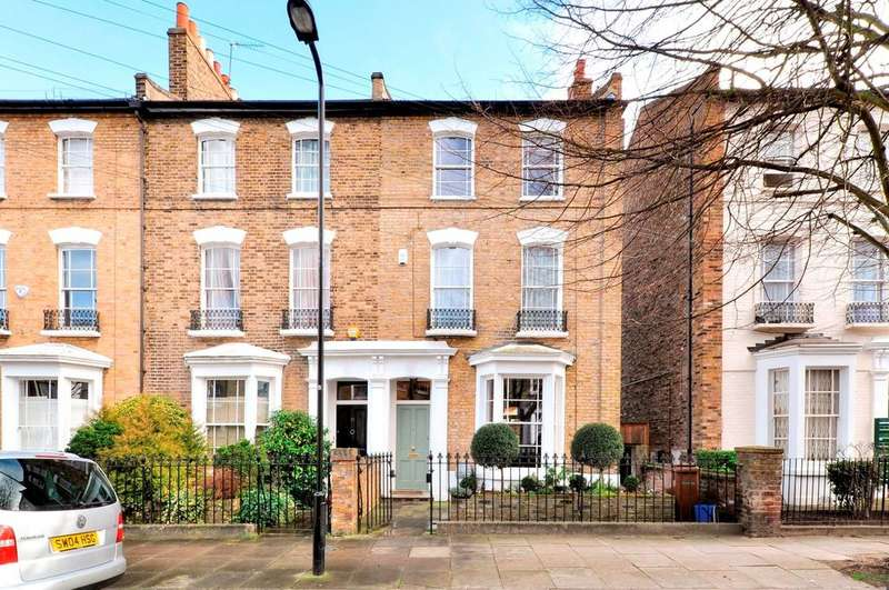 5 Bedrooms House for sale in St Philip's Road, London Fields, London