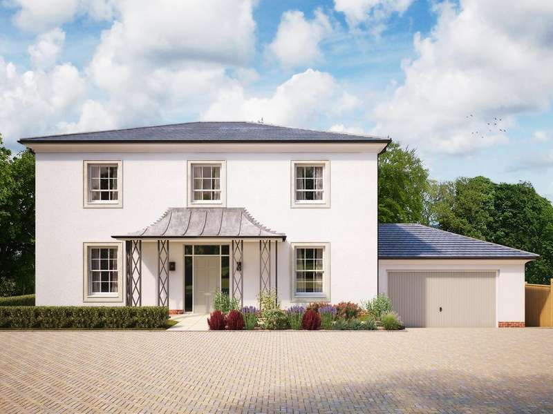 4 Bedrooms Detached House for sale in Buchanan's Place, Winchester