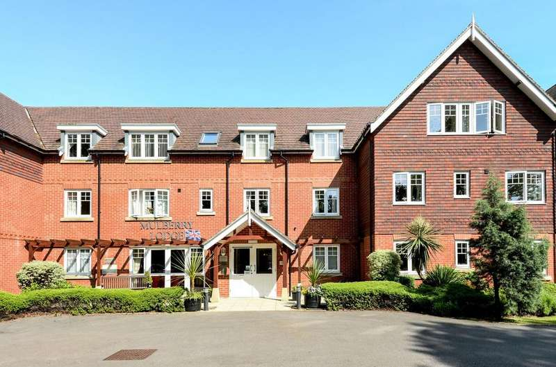 1 Bedroom Flat for sale in Mulberry Lodge, New Brighton Road, Emsworth, PO10