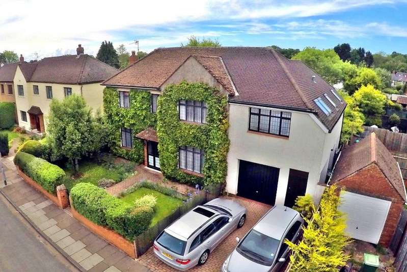 5 Bedrooms Detached House for sale in Towy Road, Llanishen, Cardiff