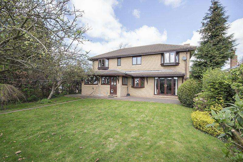 5 Bedrooms Detached House for sale in Hillhead Road, Westerhope