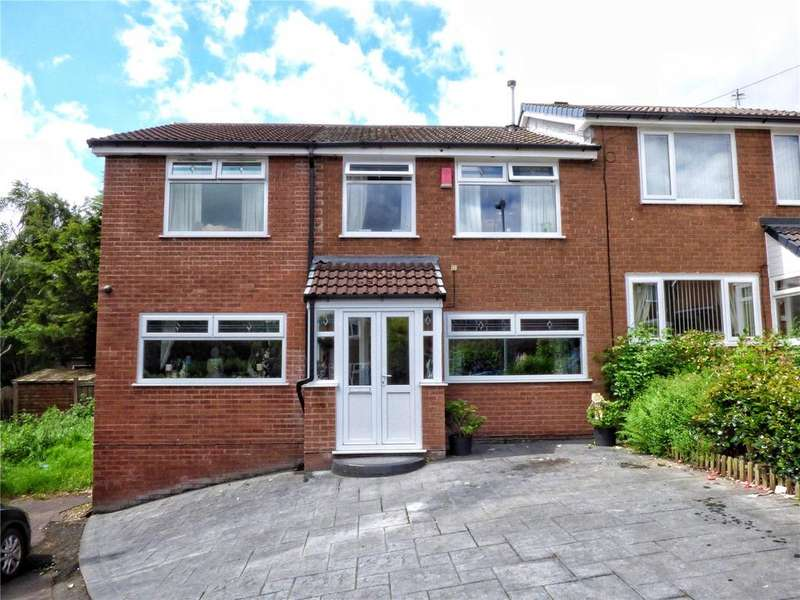 4 Bedrooms Semi Detached House for sale in Fairway, Rochdale, Greater Manchester, OL11