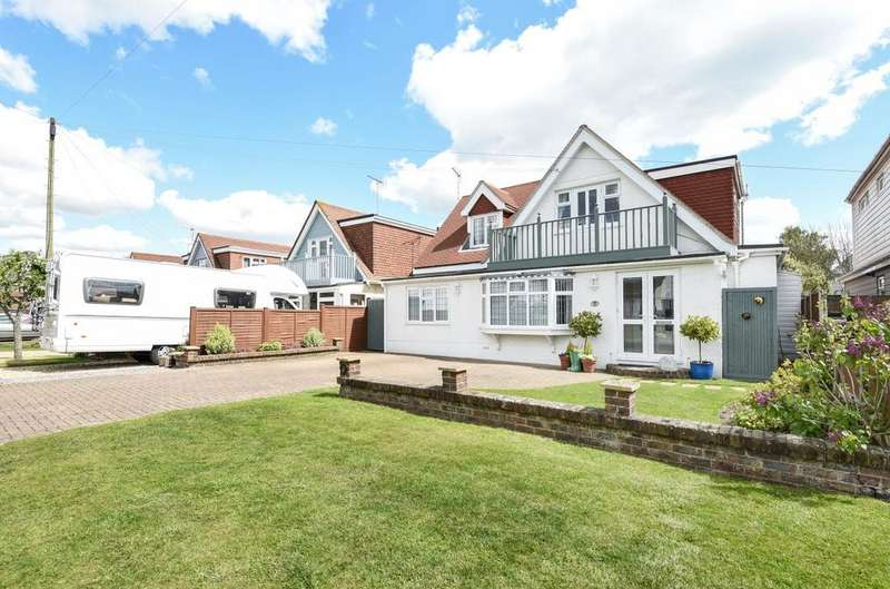 4 Bedrooms Chalet House for sale in Alleyne Way, Elmer Sands, Bognor Regis, PO22
