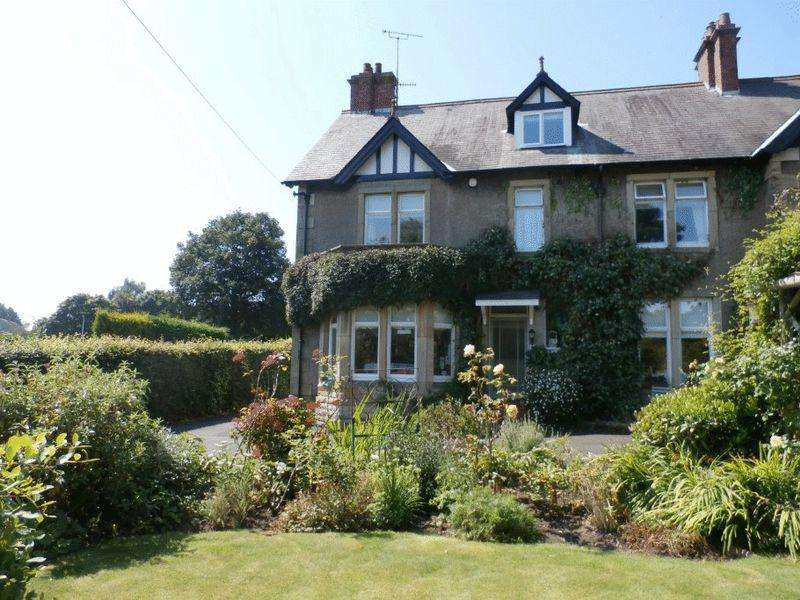 8 Bedrooms Semi Detached House for sale in Aln House, South Road, Alnwick