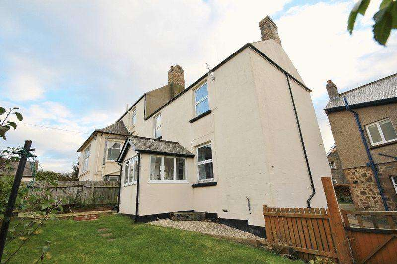 2 Bedrooms Semi Detached House for sale in Dene View House, Embleton, Alnwick