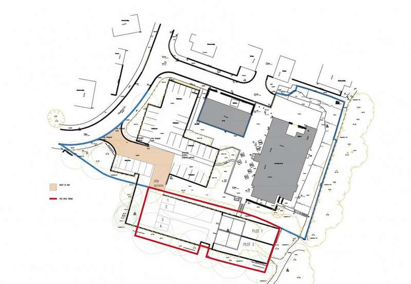Plot Commercial for sale in Redford Drive, Bramhall