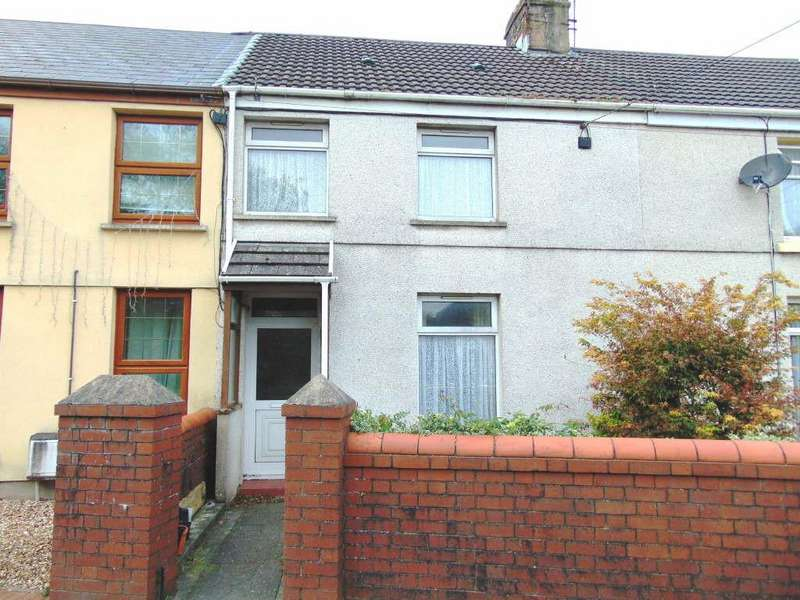 3 Bedrooms Terraced House for sale in Pembrey Road, Kidwelly, Llanelli, Carmarthenshire