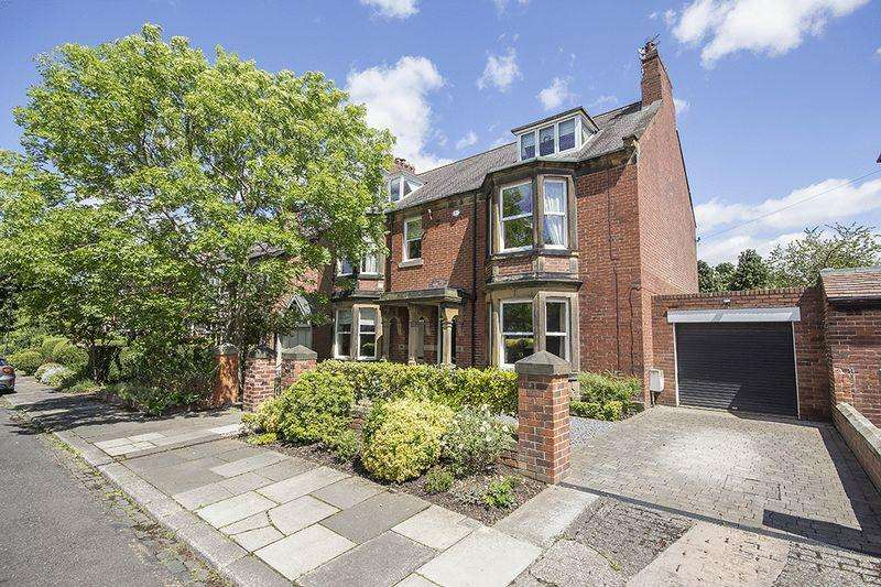 5 Bedrooms Semi Detached House for sale in Tynedale Terrace, Benton, Newcastle upon Tyne