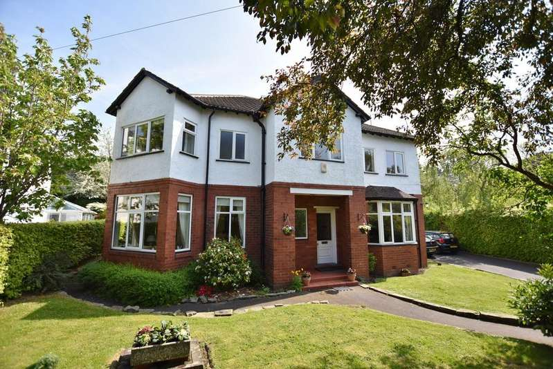 4 Bedrooms Detached House for sale in Riddings Road, Hale