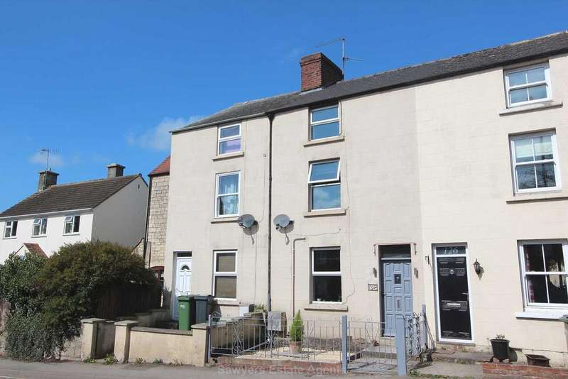 3 Bedrooms Terraced House for sale in Westward Road, Ebley