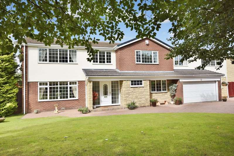 5 Bedrooms Detached House for sale in Wentworth Court, Darras Hall, Ponteland, Newcastle upon Tyne, NE20