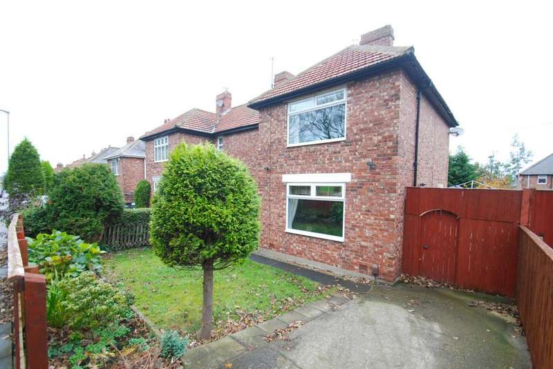 3 Bedrooms Semi Detached House for sale in Quarry Lane, South Shields
