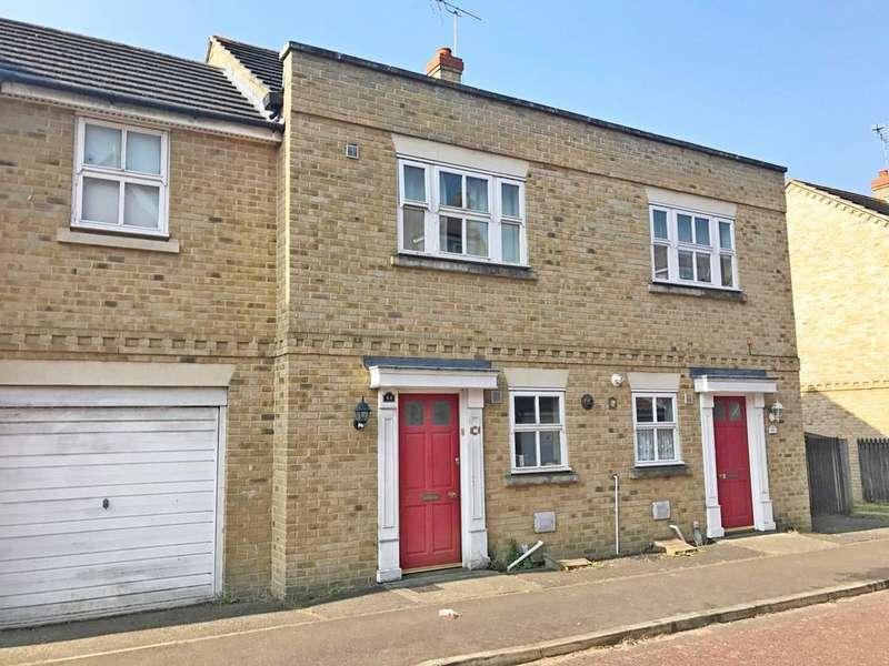 3 Bedrooms Semi Detached House for sale in Mascot Square, Colchester, Essex, CO4
