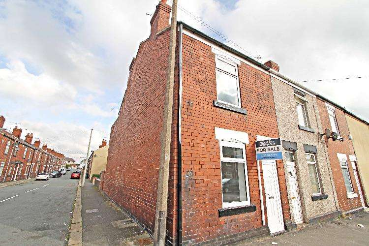 2 Bedrooms End Of Terrace House for sale in Kilnhurst Road Rotherham South Yorkshire