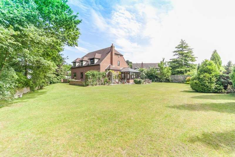 4 Bedrooms Detached House for sale in Stanway Green, Stanway, Colchester, Essex, CO3