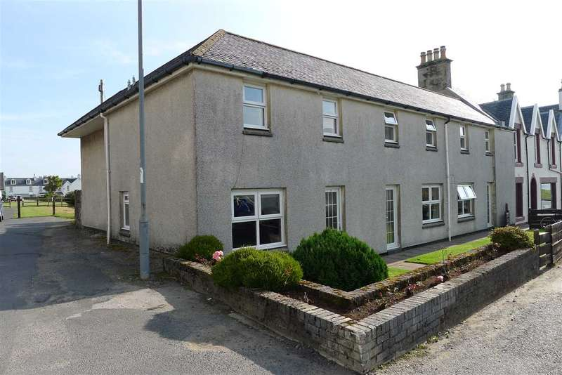 2 Bedrooms Terraced House for sale in Ship House Apartments, Shore Road, Lamlash