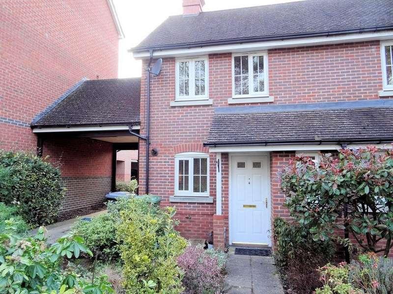 2 Bedrooms House for sale in Elvetham Rise, Chineham