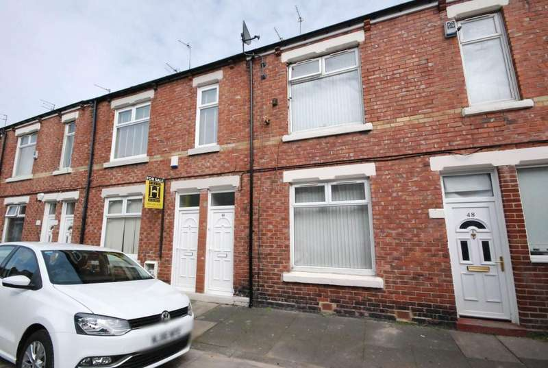 2 Bedrooms Flat for sale in Arnold Street, Boldon Colliery