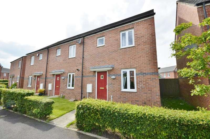 3 Bedrooms End Of Terrace House for sale in Riverbrook Road, Stamford Brook, Altrincham